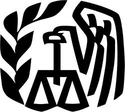 Internal Revenue Service - IRS - Logo